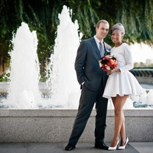 Chic Washington DC Elopement