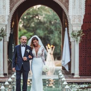 Luxury Wedding in Morocco on Aisle Perfect