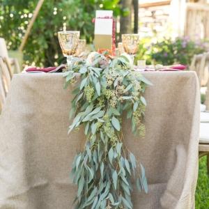 Honey Love Wedding Table