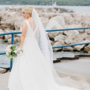 Nautical Bayside Wedding in Traverse City, Michigan