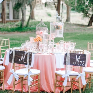 Outdoor South Carolina Wedding with Southern Charm