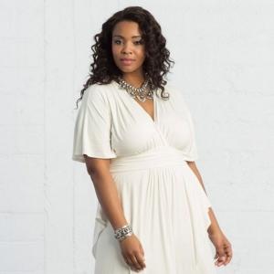 White Maxi Dress for Bridal Shower
