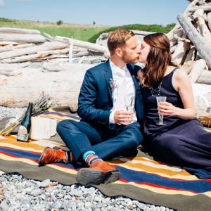 This Couple Skipped the Big Wedding and Eloped!