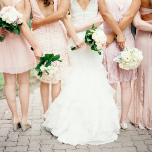 Mixing and Matching Your Bridesmaids Dresses Isn't Always as Easy as it Seems!