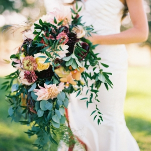 This Bouquet is Totally Taking Our Breath Away!