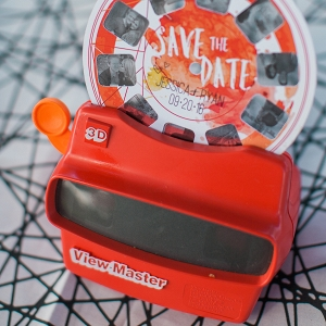 View-Master Save the Date