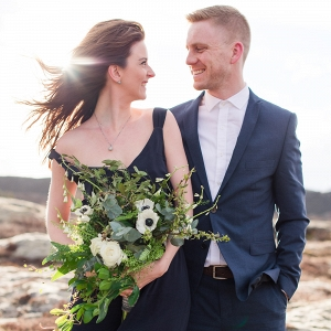 Spring Engagement Session in Iceland