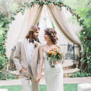 Boho Wedding Picture