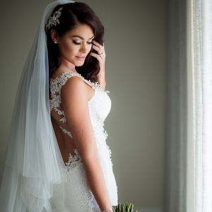 Luxury Bridal Look