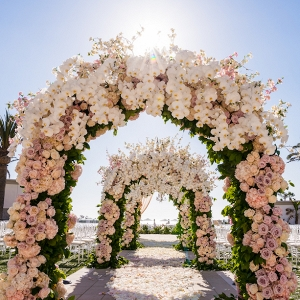 Luxury Wedding Arch