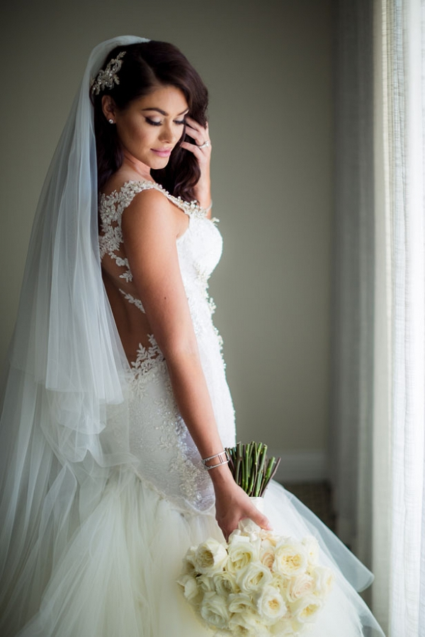 Luxury Bridal Look
