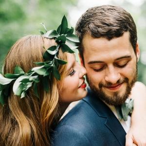 Bride and Groom on Bridal Musings