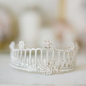 Belle Epoque Bridal Tiara - Eliza by Eden Luxe Bridal