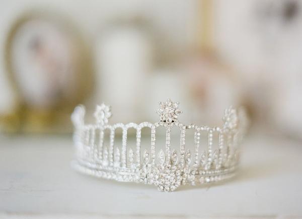 Belle Epoque Bridal Tiara - Eliza by Eden Luxe Bridal