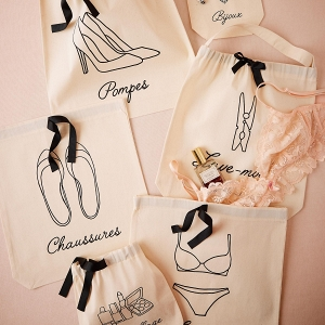 Bridal Honeymoon Bag Set