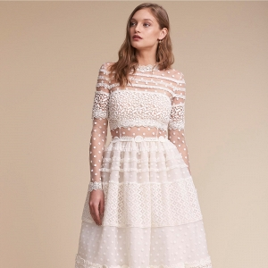 Christos Costarellos 'Keaton' Wedding Dress