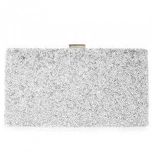 Crystal Box Bridal Clutch