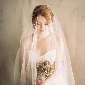 Modern Vintage Bride