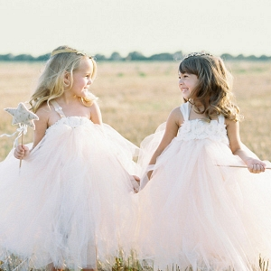 Flower Girl Star Wands