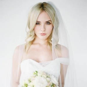 Holly Fingertip Veil by Percy Handmade Photography - Jarred Tyers Photography