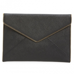 'Leo' Envelope Clutch