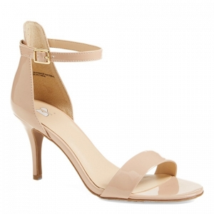 'Luminate' Open Toe Bridesmaid Sandal