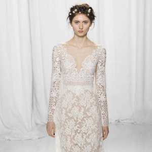 Reem Acra's Ethereal 2017 Bridal Collection