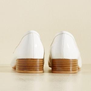 Remarkably Retro Vegan Bridal Loafer