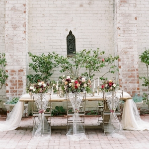 Timeless Olde World Tablescape