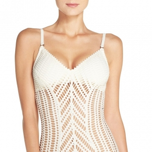 'Sophia' Cutout One-Piece Swimsuit