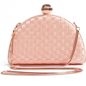 Ted Baker Woven Dome Clutch
