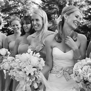 Wedding at the Bedford Golf and Tennis Club