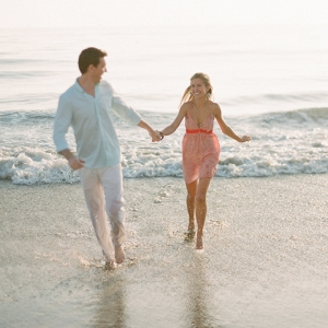 Playful engagement in Santa Barbara