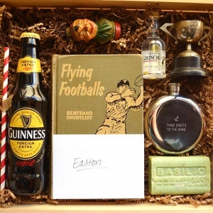 DIY Will you be my groomsman box