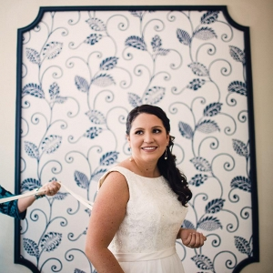 Preppy Wedding at the Spring House