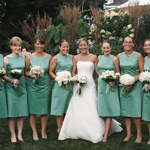 Preppy Chatham Wedding
