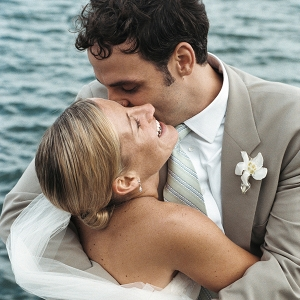 Preppy Wedding on Cape Cod