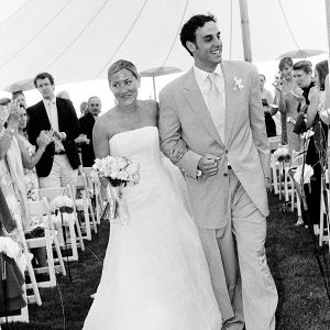 Preppy Cape Cod Wedding