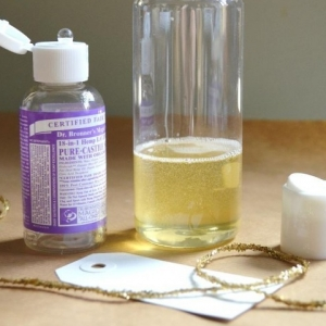 How to Make Castile Soap Shampoo