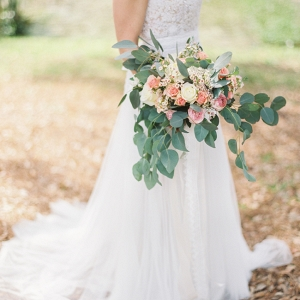 Large Organic Bridal Bouquet