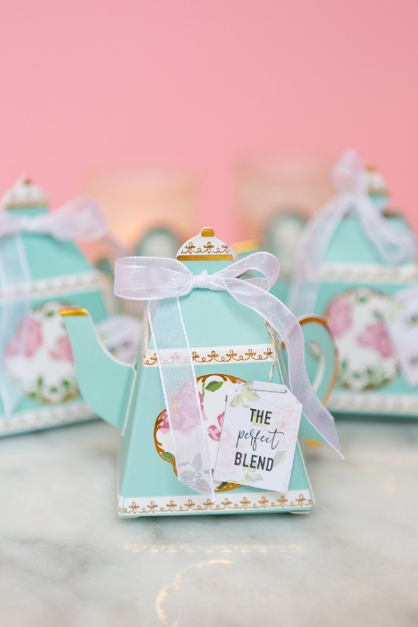 DIY Tea Bags With Free Printables