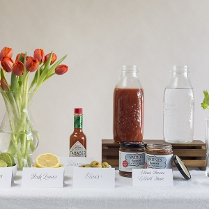 Create A DIY Bloody Mary Bar