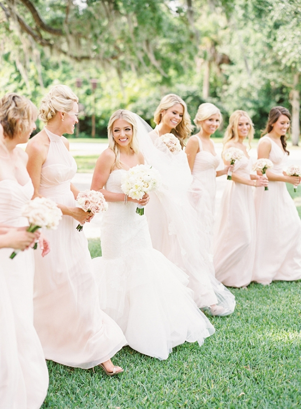 Glamorous Southern Wedding In Florida