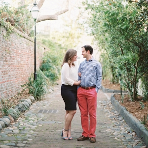 Downtown Charleston Anniversary Session