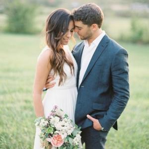 Romantic Styled Elopement in Georgia