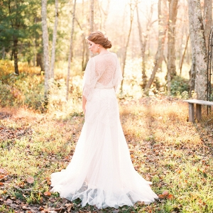 Romantic Sunset Bridals in Georgia