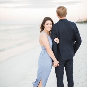 Rosemary Beach Engagement