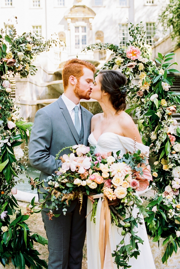 Elegant Greenery Wedding Decor