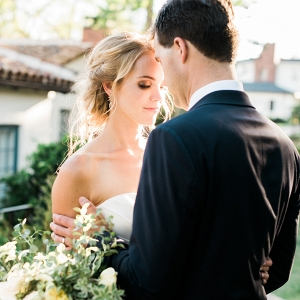 Wedding Portrait by Jillian Rose Photography