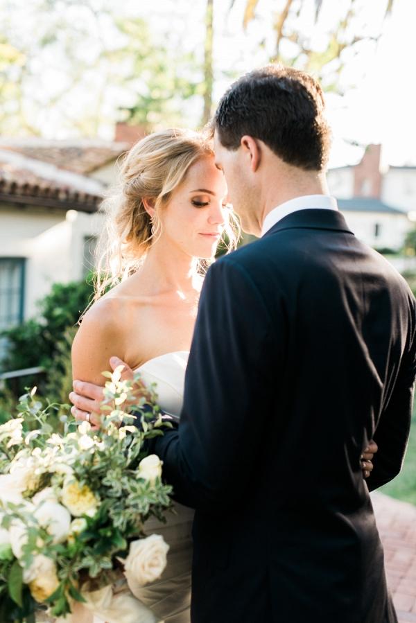 Wedding Portrait by Jillian Rose Photography